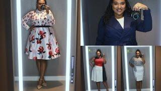 Plus Size Dressing Room| Prabal Gurung x Lane Bryant Collection