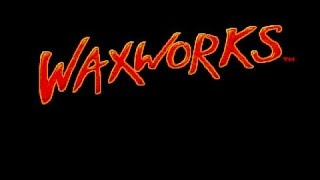 Elvira 3: Waxworks - 1992 PC Game, introduction and gameplay