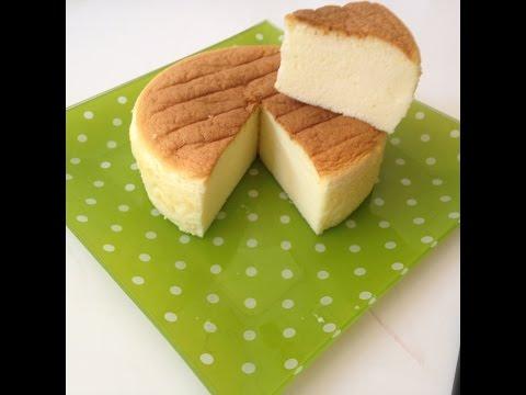 Bông lan phô mai Nhật Bản - Japanese Cotton Cheesecake - ChiChi Nguyễn