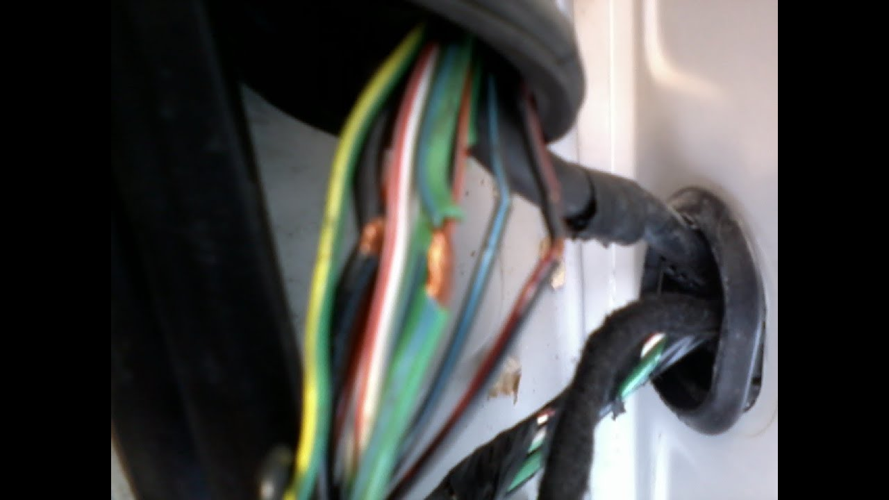 maxresdefault how to inspect hatch back wiring part one youtube Chevy Wiring Harness for 1999 Sierra Door at virtualis.co