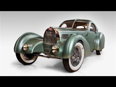 Bugatti type 57 aerolithe