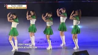 크레용팝(Crayon Pop) - 빠빠빠 #착한콘서트_서울랜드