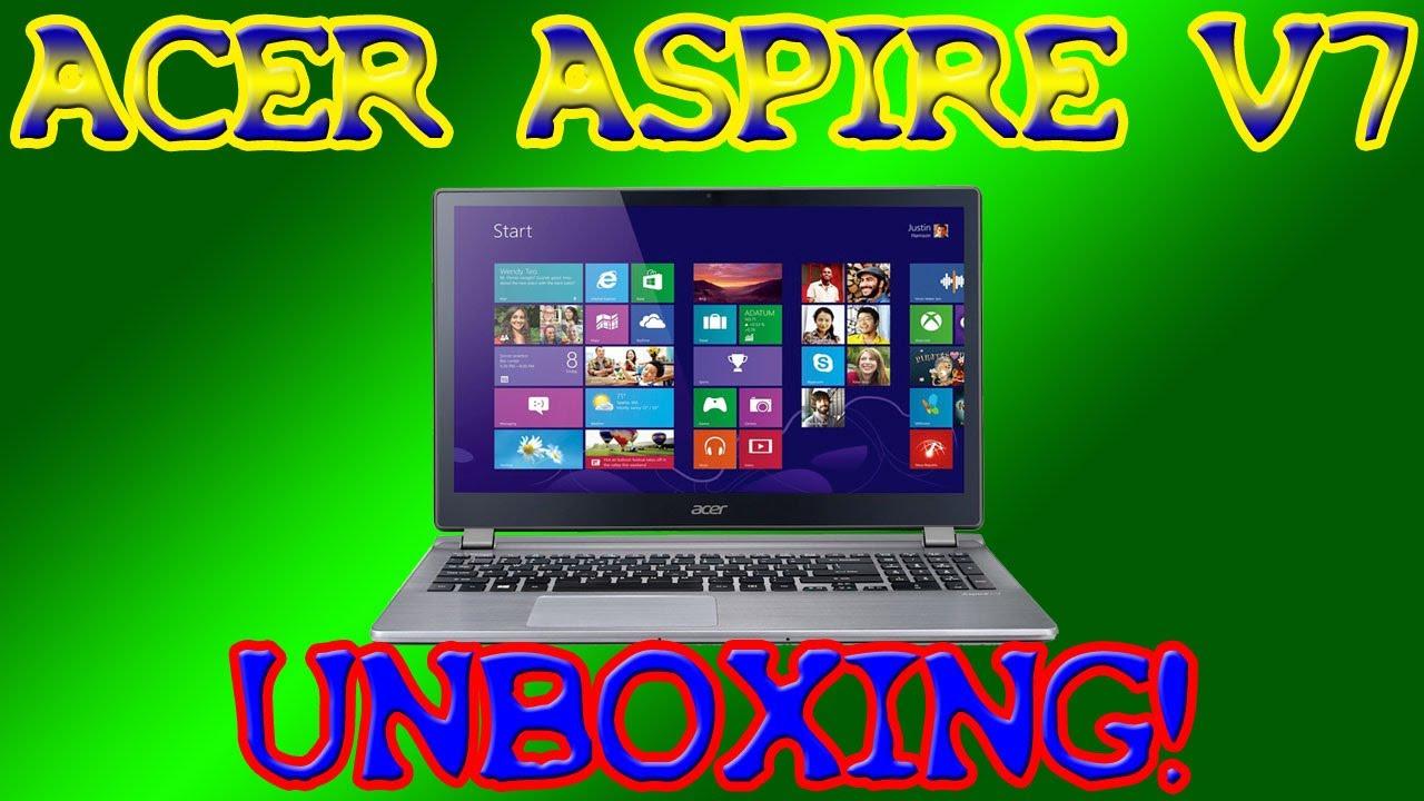 Acer Aspire V7-581G Intel RST Drivers for Windows Download