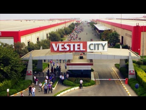 Mega Fabrikalar VESTEL CITY (Turkiye)