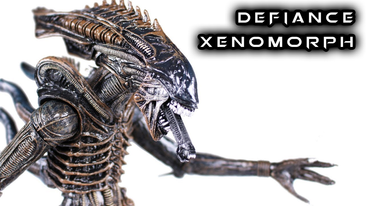 Aliens Xenomorph Alien Figure New