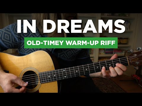 Old-timey country warm-up riff (from Sierra Ferrell's In Dreams)