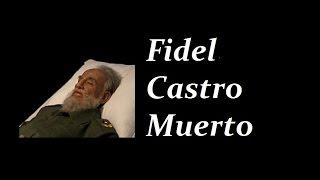 Muere Fidel castro, ¿Es el principio del fin?