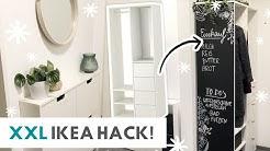 XL DIY IKEA HACK! Großes Flur Makeover