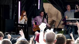 Don't Look Back In Anger - Oasis - Connie Talbot & Marquis Drive