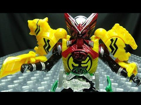 Kamen Rider Zi-O Rider Armor Series OOO ARMOR: EmGo's Kamen Rider Reviews N' Stuff
