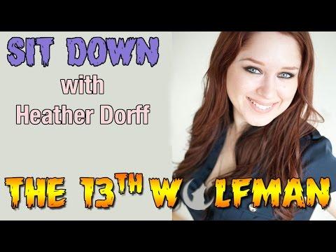 SIT DOWN: Heather Dorff