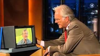 Herbert Feuerstein in der Harald Schmidt Show (23.05.2007)
