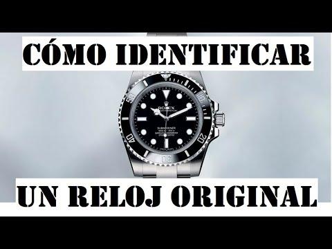 06fe274cdd6d Cómo saber si un reloj es Original o es Falso o Réplica  Cómo ...