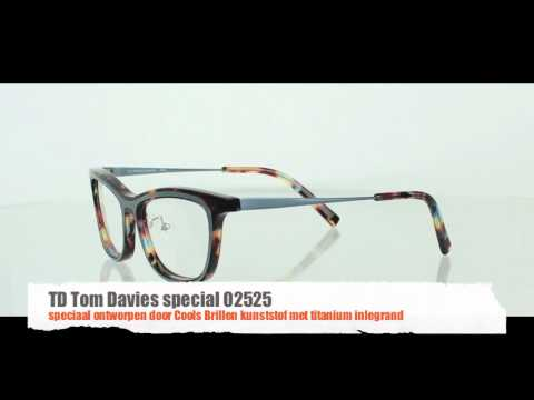 Special made TD Tom Davies by Cools Brillen