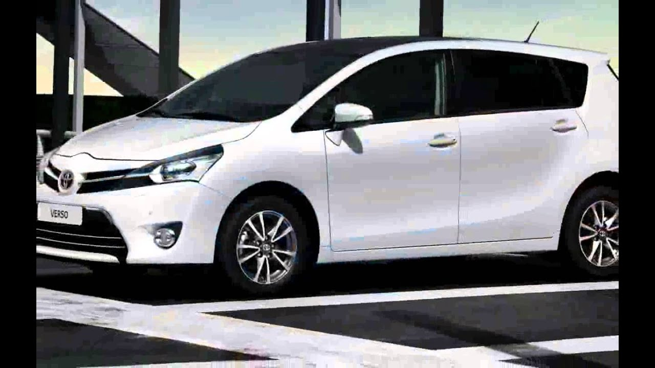 toyota verso mpv 1 6 valvematic active 7 seat new 2015 niehaodera youtube. Black Bedroom Furniture Sets. Home Design Ideas