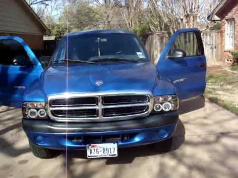 99 Dodge Dakota Sport Need Custom Ideas Youtube