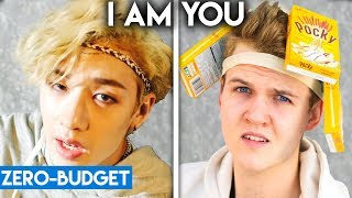 K-POP WITH ZERO BUDGET! (Stray Kids - I am YOU)