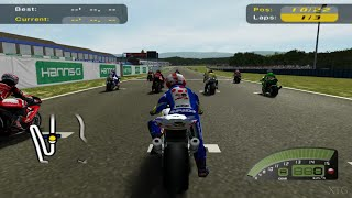 SBK-08 Superbike World Championship PS2 Gameplay HD (PCSX2)