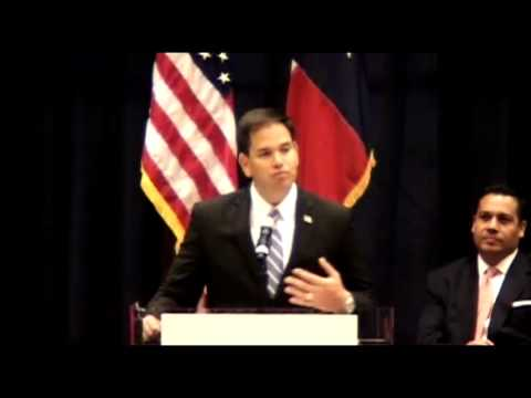 Texas Hispanic Leadership Forum featuring Senator Marco Rubio