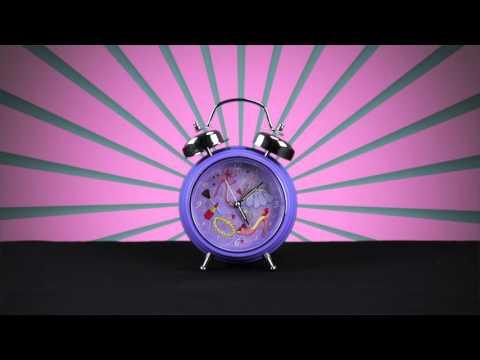 Alarm Clock singing Amelia