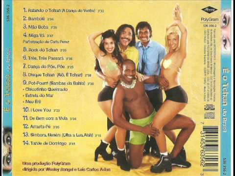 É O Tchan Do Brasil - 1997 (CD Completo)