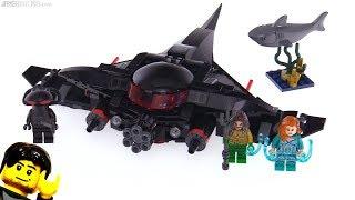 Baixar LEGO Aquaman Black Manta Strike review! set 76095