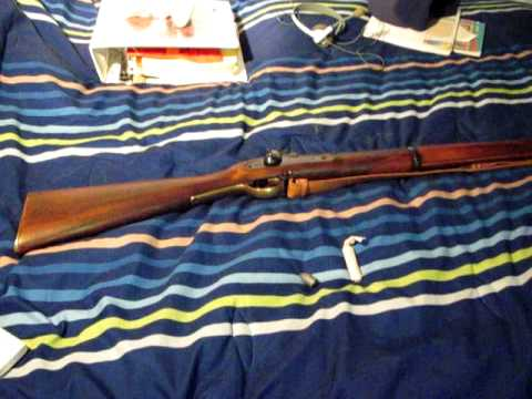 My Enfield Rifled Musket (REPLICA)
