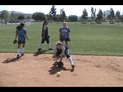 Infield Fundamentals - Baseball Drills