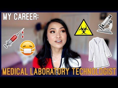 MY JOB: Medical Laboratory Technologist 👩⚕️💉
