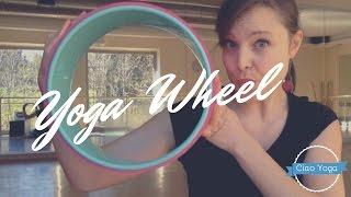 Yoga con una Yoga Wheel