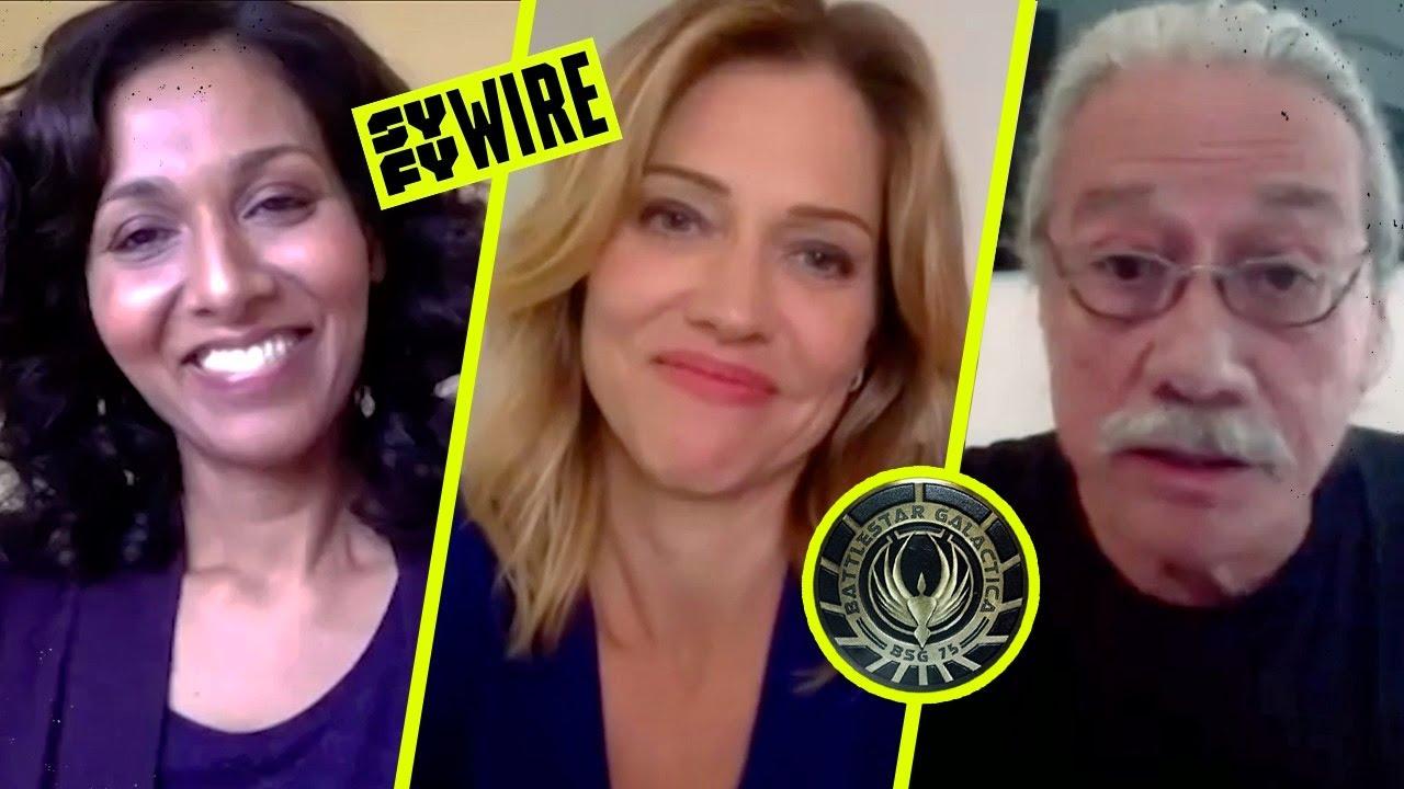 Download The Big Frakkin' Battlestar Galactica Reunion Pt. 2 | SYFY WIRE REWIND