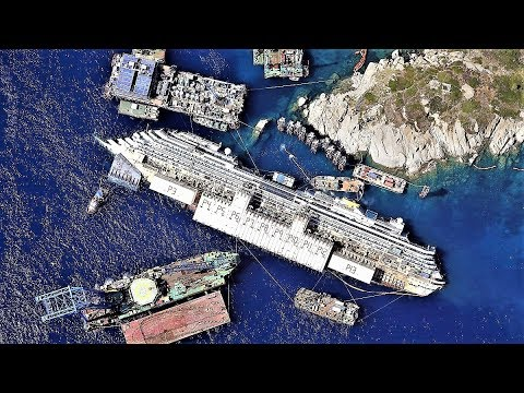 BIGGEST Salvage Projects In The World