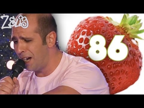 Checco Zalone - Fragola 86 by Zelig