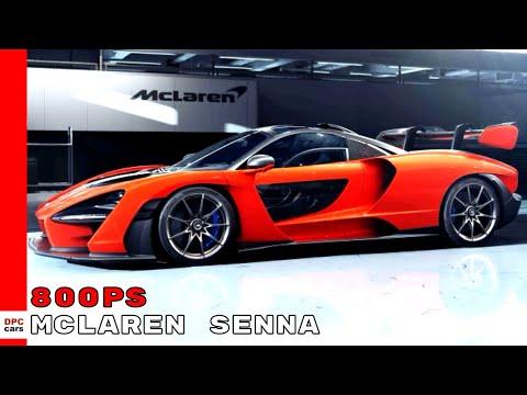 McLaren Senna aka P15