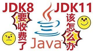 ★小马有话说★Java8要收费了!Java11怎么办?