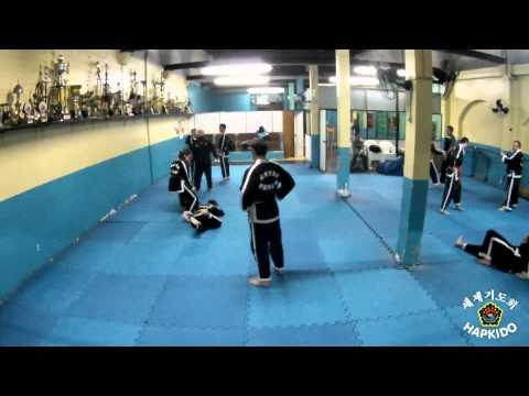Treino Hapkido Um Yang Kwan 20110826