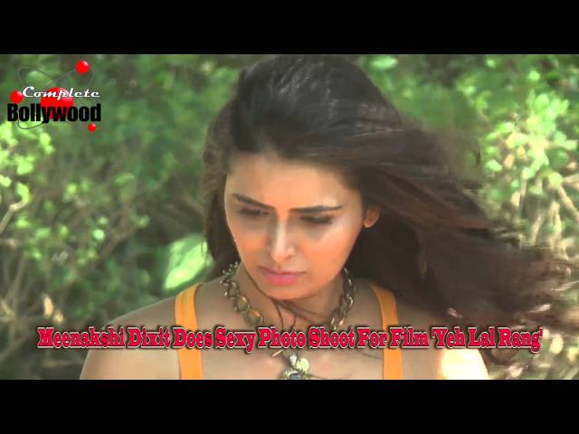 Meenakshi Dixit Does Sexy Photo Shoot For Summer