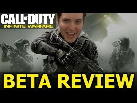 Complete Shit? - Call of Duty: Infinite Warfare Multiplayer Beta First Impressions + Review (CoD IW)