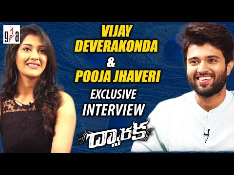 Dwaraka Movie Vijay Deverakonda and Pooja Jhaveri Exclusive interview