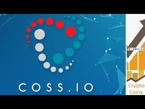 Project Update: Coss (COSS) the Cryptocurrency Exchange Platform and More