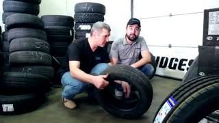 видео Как предотвратить неравномерный износ шин и виды износа