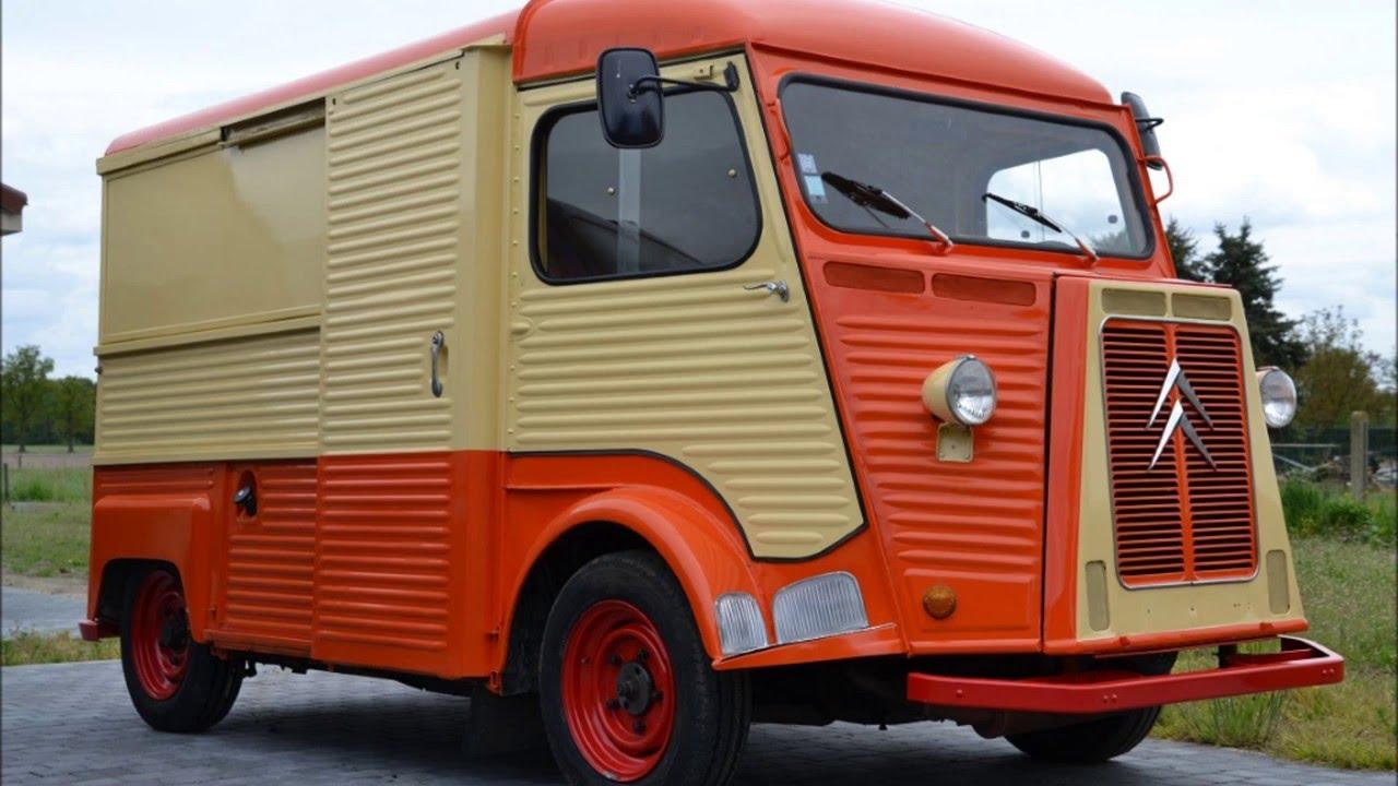 Citroen Hy Indenor Diesel 1972