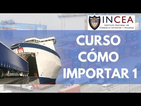 Curso de Importación para Empresas | Cómo Importar a México