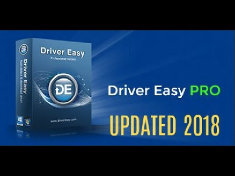 driver easy pro key 2018