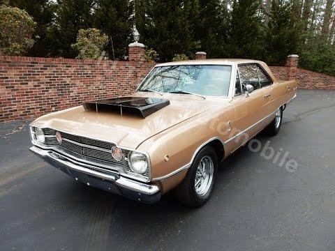 1968 Dodge Dart 505 Big Block for sale OldTownAutomobile.com