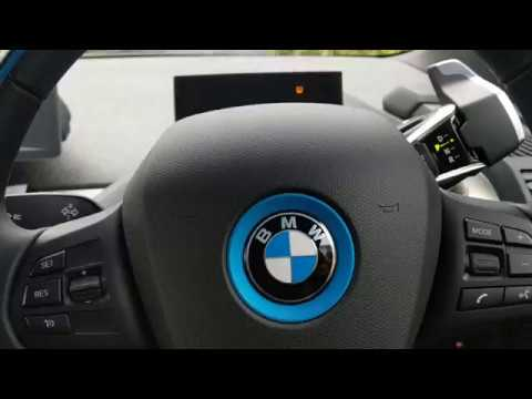 How To: Reset TPMS on a BMW i3
