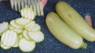 3 Простых Блюда ИЗ КАБАЧКОВ На Каждый День / 3 simple zucchini recipes