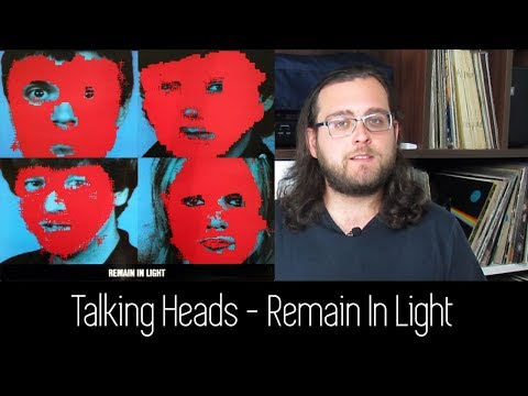 Talking Heads - Remain In Light   ALBUM REVIEW