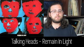 Baixar Talking Heads - Remain In Light | ALBUM REVIEW