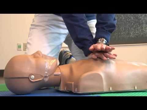 How to do CPR on an Adult (Ages 12 and Older)